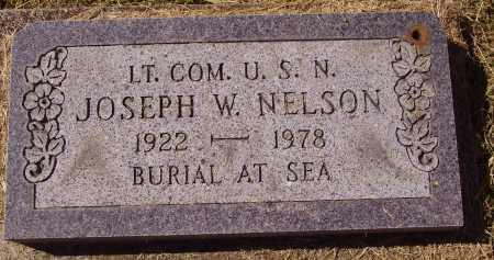 NELSON, JOSEPH W. - Meigs County, Ohio | JOSEPH W. NELSON - Ohio Gravestone Photos