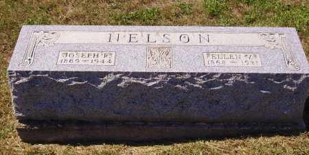 CASTER NELSON, ELLEN V. - Meigs County, Ohio | ELLEN V. CASTER NELSON - Ohio Gravestone Photos