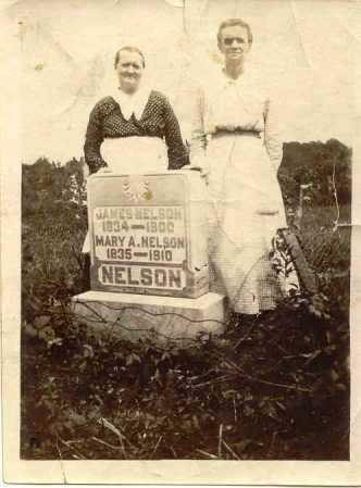 FLEEK NELSON, MARY A. - Meigs County, Ohio | MARY A. FLEEK NELSON - Ohio Gravestone Photos