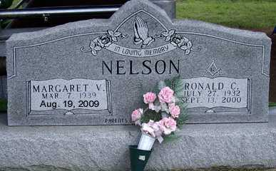NELSON, RONALD CHASE NELSON - Meigs County, Ohio | RONALD CHASE NELSON NELSON - Ohio Gravestone Photos
