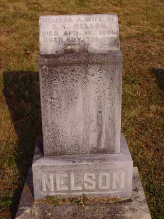 NELSON, MELISSA A. - Meigs County, Ohio | MELISSA A. NELSON - Ohio Gravestone Photos