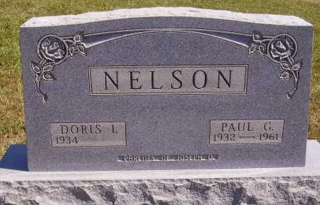 WELLS NELSON, DORIS I. - Meigs County, Ohio | DORIS I. WELLS NELSON - Ohio Gravestone Photos