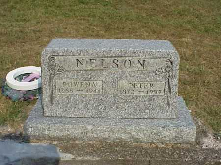 NELSON, PETER - Meigs County, Ohio | PETER NELSON - Ohio Gravestone Photos