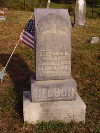 NELSON, STEPHEN S. - Meigs County, Ohio | STEPHEN S. NELSON - Ohio Gravestone Photos