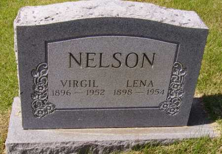 NELSON, LENA - Meigs County, Ohio | LENA NELSON - Ohio Gravestone Photos