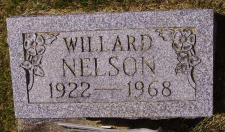 NELSON, WILLARD - Meigs County, Ohio | WILLARD NELSON - Ohio Gravestone Photos