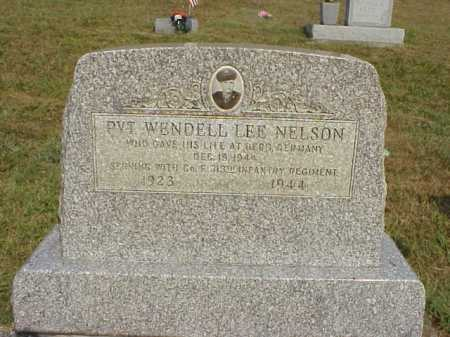 NELSON, WENDELL LEE - Meigs County, Ohio | WENDELL LEE NELSON - Ohio Gravestone Photos