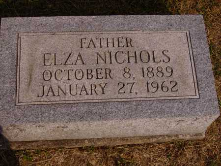 NICHOLS, ELZA - Meigs County, Ohio | ELZA NICHOLS - Ohio Gravestone Photos