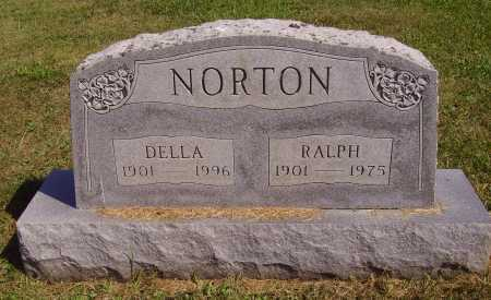 NORTON, RALPH - Meigs County, Ohio | RALPH NORTON - Ohio Gravestone Photos