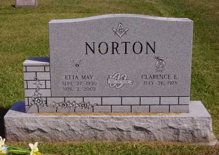 NORTON, CLARENCE E. - Meigs County, Ohio | CLARENCE E. NORTON - Ohio Gravestone Photos