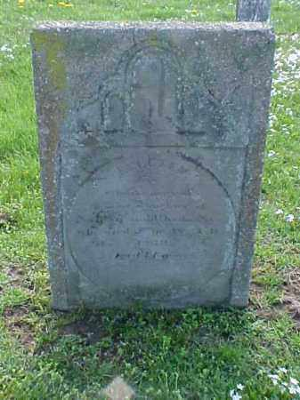 NYE, ALLGREN - Meigs County, Ohio | ALLGREN NYE - Ohio Gravestone Photos