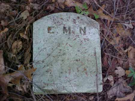 NYE, E.M.N. - Meigs County, Ohio | E.M.N. NYE - Ohio Gravestone Photos