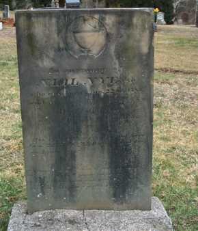 NYE, NIAL ESQ. - Meigs County, Ohio   NIAL ESQ. NYE - Ohio Gravestone Photos