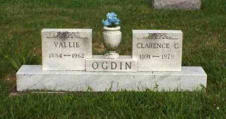 OGDIN, VALLIE - Meigs County, Ohio | VALLIE OGDIN - Ohio Gravestone Photos