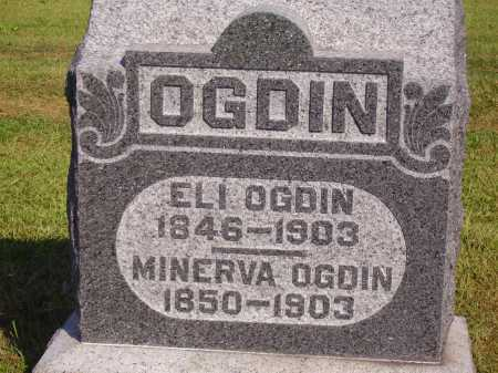 KEEPERS OGDIN, MINERVA W. - Meigs County, Ohio | MINERVA W. KEEPERS OGDIN - Ohio Gravestone Photos