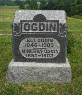 OGDIN, ELI - Meigs County, Ohio | ELI OGDIN - Ohio Gravestone Photos