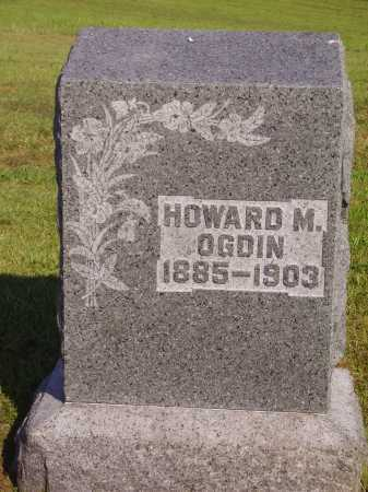 OGDIN, HOWARD M. - Meigs County, Ohio | HOWARD M. OGDIN - Ohio Gravestone Photos