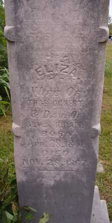 RAPP OGKERT, ELIZA - Meigs County, Ohio | ELIZA RAPP OGKERT - Ohio Gravestone Photos