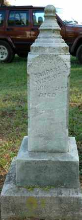 OHLINGER, BARBARA - Meigs County, Ohio | BARBARA OHLINGER - Ohio Gravestone Photos