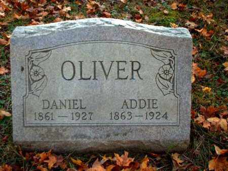 "BICKLE OLIVER, ADALINE ""ADDIE"" - Meigs County, Ohio 