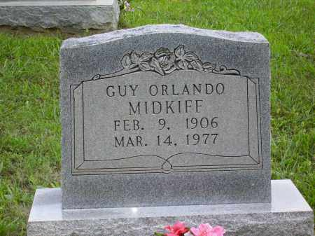 ORLANDO, GUY - Meigs County, Ohio | GUY ORLANDO - Ohio Gravestone Photos