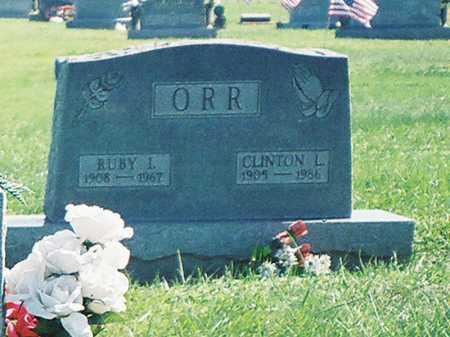 ORR, RUBY L. - Meigs County, Ohio | RUBY L. ORR - Ohio Gravestone Photos