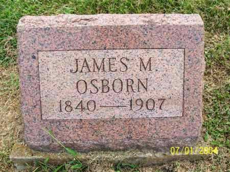 OSBORN, JAMES - Meigs County, Ohio | JAMES OSBORN - Ohio Gravestone Photos