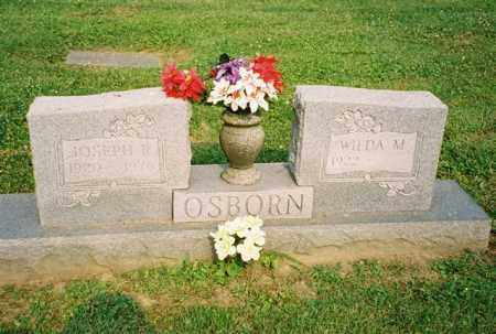 OSBORN, WILDA - Meigs County, Ohio | WILDA OSBORN - Ohio Gravestone Photos