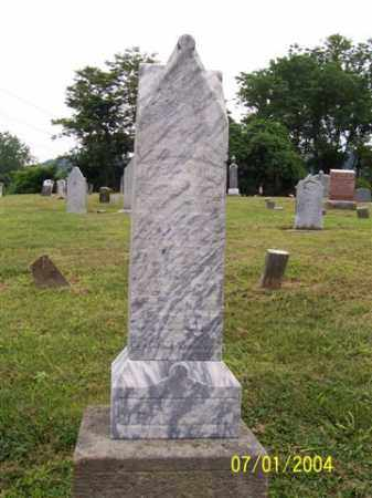 OSBURN, GEORGE - Meigs County, Ohio | GEORGE OSBURN - Ohio Gravestone Photos