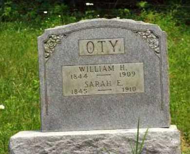OTY, WILLIAM H. - Meigs County, Ohio | WILLIAM H. OTY - Ohio Gravestone Photos