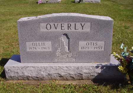 OVERLY, OLLIE - Meigs County, Ohio | OLLIE OVERLY - Ohio Gravestone Photos