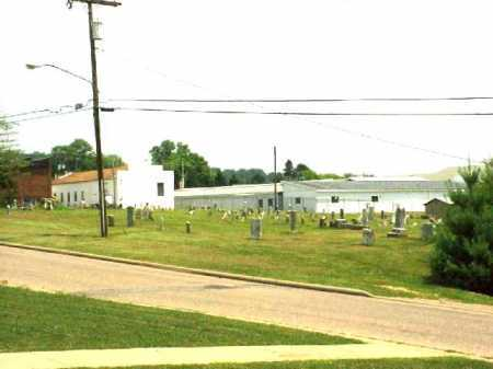 OVERVIEW, PIONEER CEMETERY - Meigs County, Ohio | PIONEER CEMETERY OVERVIEW - Ohio Gravestone Photos