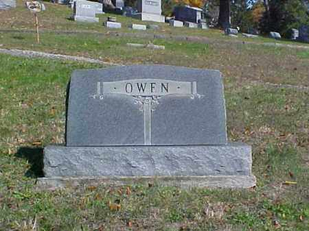 OWEN, MONUMENT - Meigs County, Ohio | MONUMENT OWEN - Ohio Gravestone Photos