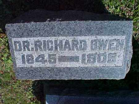 OWEN, RICHARD, DR. - Meigs County, Ohio | RICHARD, DR. OWEN - Ohio Gravestone Photos