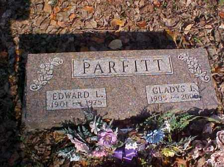 PARFITT, GLADYS I. - Meigs County, Ohio | GLADYS I. PARFITT - Ohio Gravestone Photos