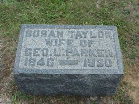PARKER, SUSAN - Meigs County, Ohio | SUSAN PARKER - Ohio Gravestone Photos