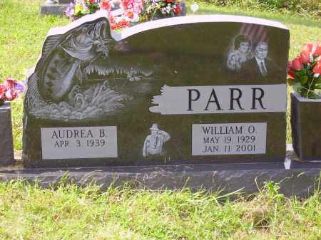 PARR, WILLIAM O. - Meigs County, Ohio | WILLIAM O. PARR - Ohio Gravestone Photos