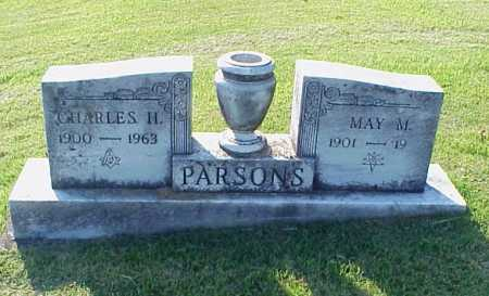 PARSONS, MAY M. - Meigs County, Ohio | MAY M. PARSONS - Ohio Gravestone Photos
