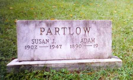 PARTLOW, SUSAN J. - Meigs County, Ohio | SUSAN J. PARTLOW - Ohio Gravestone Photos