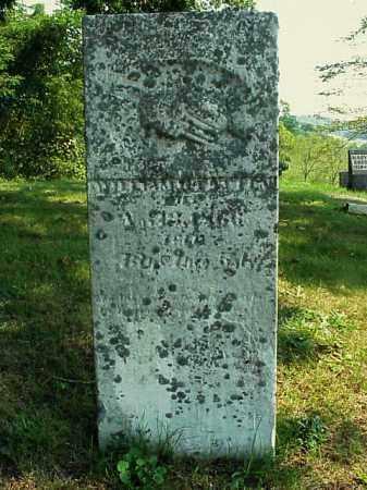PATTEN, WILLIAM H. - Meigs County, Ohio   WILLIAM H. PATTEN - Ohio Gravestone Photos