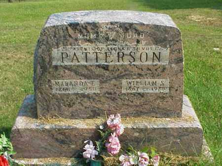 PATTERSON, WILLIAM S. - Meigs County, Ohio | WILLIAM S. PATTERSON - Ohio Gravestone Photos