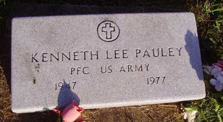 PAULEY, KENNETH LEE - Meigs County, Ohio | KENNETH LEE PAULEY - Ohio Gravestone Photos