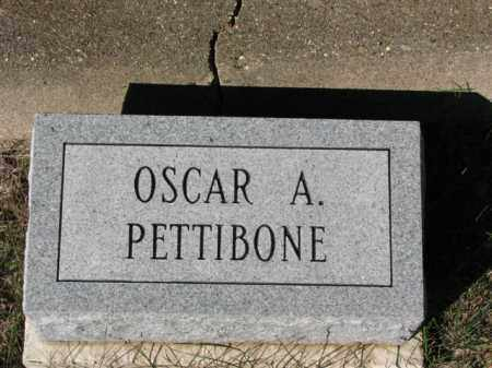 PETTIBONE, OSCAR A. - Meigs County, Ohio | OSCAR A. PETTIBONE - Ohio Gravestone Photos