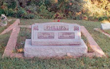 HUTCHINSON PHILLIPS, TRESSA - Meigs County, Ohio | TRESSA HUTCHINSON PHILLIPS - Ohio Gravestone Photos
