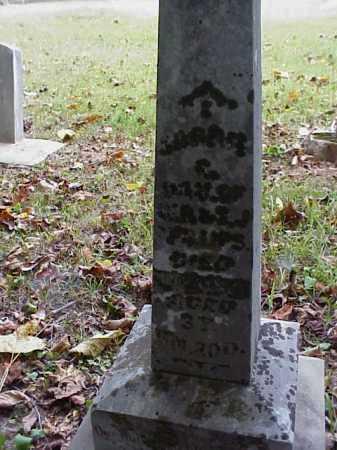 PHILLIPS, SARAH E. - Meigs County, Ohio | SARAH E. PHILLIPS - Ohio Gravestone Photos