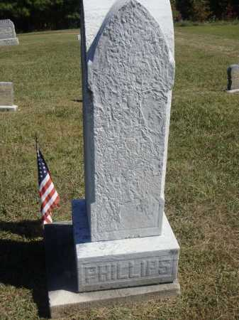 PHILLIPS, TITUS - OVERALL VIEW - Meigs County, Ohio | TITUS - OVERALL VIEW PHILLIPS - Ohio Gravestone Photos