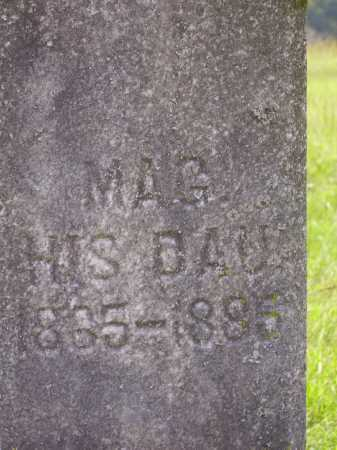 "PIERCE, IDA ""MAGGIE"" - Meigs County, Ohio 