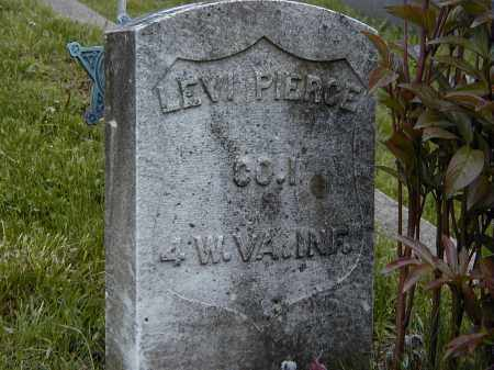 PIERCE, LEVI - Meigs County, Ohio | LEVI PIERCE - Ohio Gravestone Photos