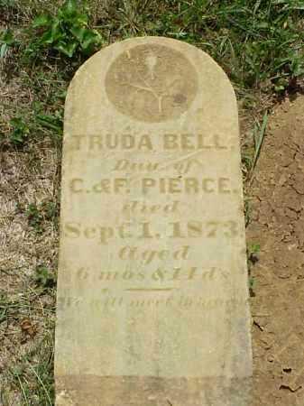 PIERCE, TRUDA BELL - Meigs County, Ohio | TRUDA BELL PIERCE - Ohio Gravestone Photos