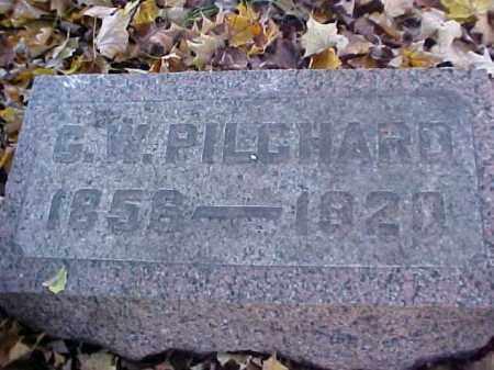 PILCHARD, G. W. - Meigs County, Ohio | G. W. PILCHARD - Ohio Gravestone Photos